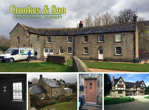 Crookes & Son Joinery Article