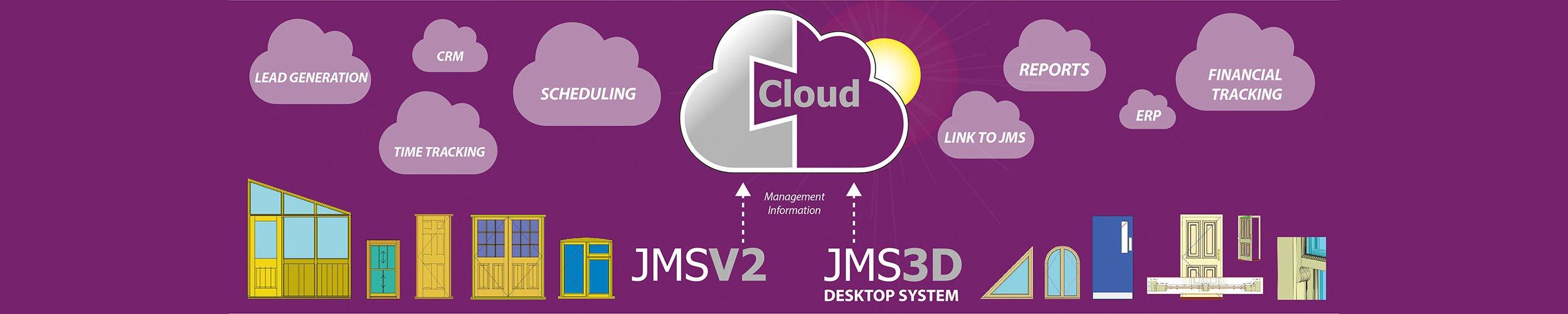 Cloud Page Heading Image