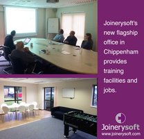 Joinerysoft expands and opens flagship office in Chippenham, Wiltshire