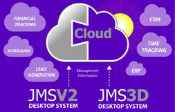 JMS Cloud PWSS Front page image